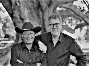 Two NZ Legends – Dennis Marsh & Brendan Dugan