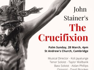 Stainer's 'Crucifixion'