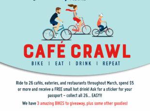 Cafe Crawl