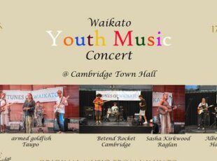 Waikato Youth Music Concert
