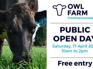 Owl Farm Public Open Day