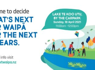 Lake Te Koo Utu Walking Tour