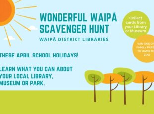 Wonderful Waipa Scavenger Hunt