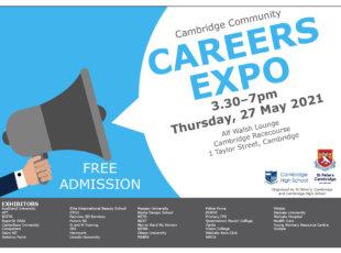 Cambridge Community Careers Expo