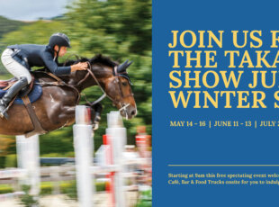 Takapoto Show Jumping Winter Series