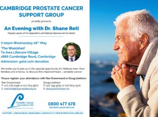 Cambridge Prostate Cancer Support