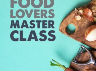 Cambridge 'Foodlovers Masterclass'