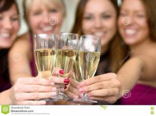 Ladies Champagne Soiree