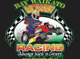 BOP Lawn Mower Racing Club Race Day