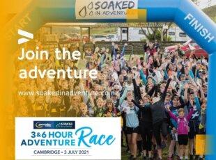 3 & 6 Hour Adventure Race