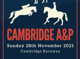 Cambridge A & P Association  118th Annual Show