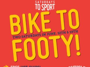 Bike to Sport Saturdays