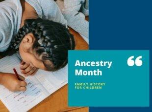 Family history for children