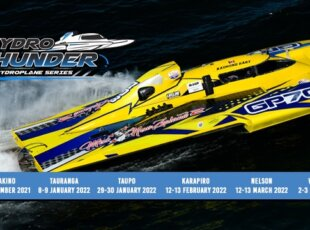 Hydro Thunder GP Hydroplane Series – NZ Powerboat Nationals