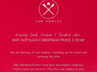 Henley Social Mid Winter Christmas on 25 July