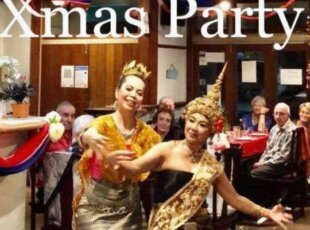 Mid-Winter Xmas Party – Oasis on 30 July