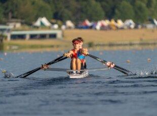 Rowing NZ Age Group Racing