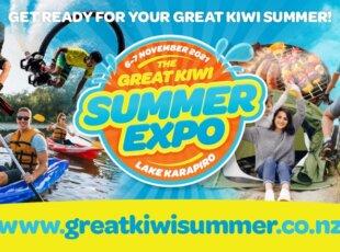 Great Kiwi Summer Expo