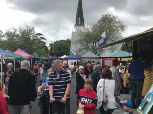 St Andrews Church – Twilight Market