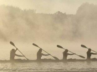 Canoe Racing U18 Crew Trials