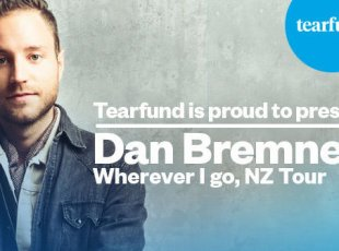 "Dan Bremnes ""Wherever I Go NZ Tour"""