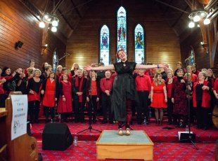 Mosaic Modern Choir presents Celebration of Voice & Music