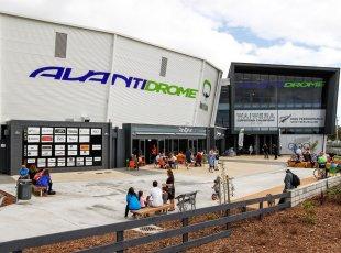 Avantidrome Keirin & Endurance Racing 4