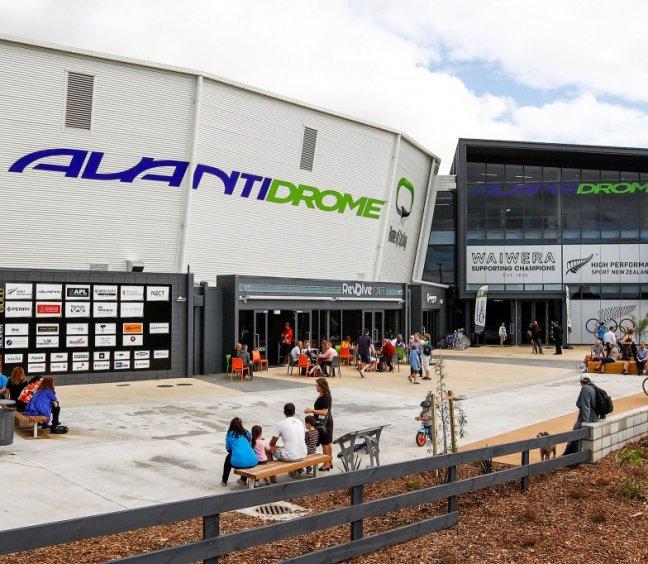 Avantidrome Keirin & Endurance Racing 3